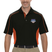 Men's Snag Protection Colorblock Polo
