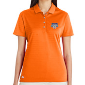 Adidas Golf Ladies' Micro Stripe Polo