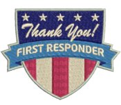 Thank You First Responder